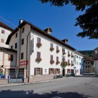 Albergo Alle Alpi, hotel a Comeglians