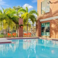 Hampton Inn & Suites Tampa Ybor City Downtown, hotel in Ybor City, Tampa