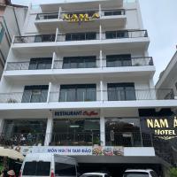 Nam A Hotel, hotel in Tam Ðảo