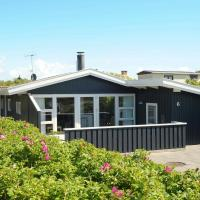 Three-Bedroom Holiday home in Vejers Strand 7