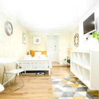 Cozy 1 Bedroom Flat in Kensal Town near Maida Hill for 2 people
