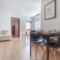 Apartamento luminoso y acogedor en Sevilla. A/C.