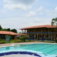 Finca La Esmeralda Casa 2, hotel in Calarcá