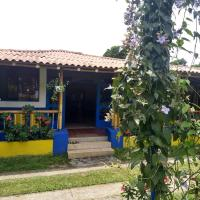 Finca La Esmeralda Casa 1, hotel in Calarcá