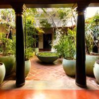 Maison Perumal - CGH Earth, hotel in Pondicherry