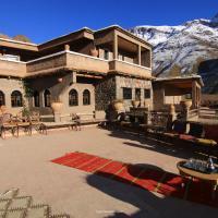 Tigmi Tachddirt - Imlil Les montagnes de l'Atlas, Hotel in Tacheddirt