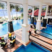 Sari Pacifica Resort & Spa, Redang, hotel di Pulau Redang