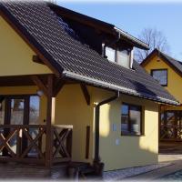 Domki Spokojny Zakątek, hotel in Lipowa