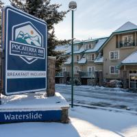 Pocaterra Inn & Waterslide, hotel in Canmore