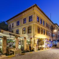 Viesnīca Arena Hotel - Special Class Stambulā