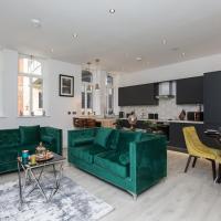 Preston Luxury Apartment - City Centre