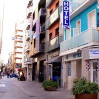 Hotel Goya, hotel en Lleida