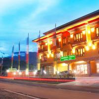 Zambala Hotel River-View, hotel in Paro