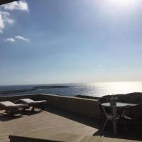 Elafonisi Villa above the Beach