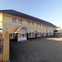 Отель Ориенталь