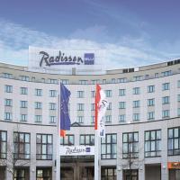 Radisson Blu Hotel Cottbus, hotel in Cottbus