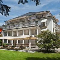 Radisson Blu Badischer Hof Hotel, отель в Баден-Бадене