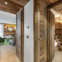 Appartement Ourson - LES CHALETS COVAREL