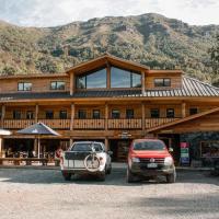 Las Bravas Lodge, hotel in Las Trancas