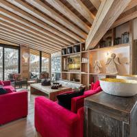 Penthouse Chamois - LES CHALETS COVAREL