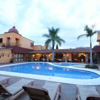 Hotel Hacienda, отель в городе Оахака-де-Хуарес