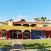 Casa Amarilla, hotel em Puerto Cayo
