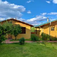 Cabañas Brisas del Lago, hotel in Chile Chico