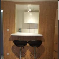 studio meublé 21m2 centre ville Montbéliard proche marché de noël