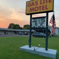 Gas Lite Motel Lawrenceville, hotel in Lawrenceville