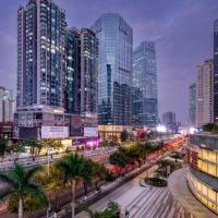 Guangzhou Timmy Hotel Apartment, hotell sihtkohas Guangzhou
