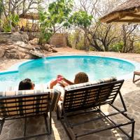 Safari Beach Lodge, hotel in Senga