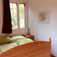 New renovated flat in protected chalet