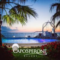 CapoSperone Resort, hotell i Palmi