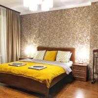Apartment on Gazetnyy pereulok 1-12