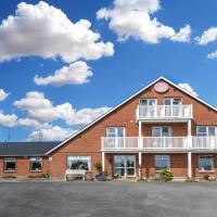 Coral Gables Guesthouse & Campervans, hôtel à Rosslare