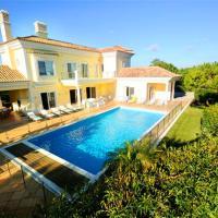 Ponte de Cima Villa Sleeps 10 with Pool Air Con and WiFi