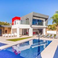 Casas de Torrat Villa Sleeps 12 with Pool Air Con and WiFi