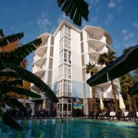 Отель «Sunrise Garden 3*», отель в Гагре