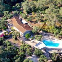 Paxos' Villa - Pool & AC