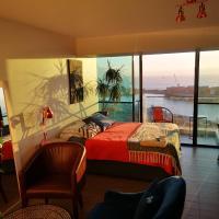 Departamento de un ambiente con la mejor vista y ubicación de Antofagasta