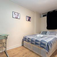 QUEENSLAND HOUSE DELUXE SINGLE ROOM 2, hotel in zona Aeroporto di Londra-City - LCY, Londra