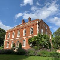 Bardney Hall, hotel in Barton-upon-Humber
