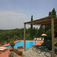 Pieve A Maiano Apartment Sleeps 4 with Pool and WiFi