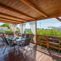 TourIstra Mobile Homes in Camping Park Umag