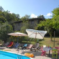 La Capannella, hotell i Gallicano