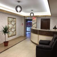 Rus 689 Motel, отель в городе Nyurshi