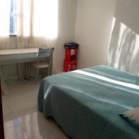 Quarto apto prédio Mirante, hotel in Manhuaçu