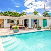 Las Minas Villa Sleeps 6 with Pool Air Con and WiFi