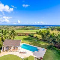 Boca de Chavon Villa Sleeps 10 with Pool Air Con and WiFi
