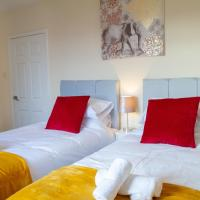 Carvetii - Derwent House - Spacious 2nd floor flat, hotel in Grangemouth